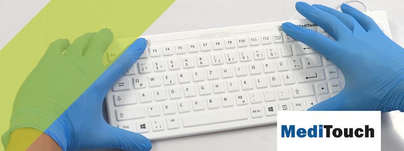 Banner_Medical_Keyboard_medizinische_Tastatur