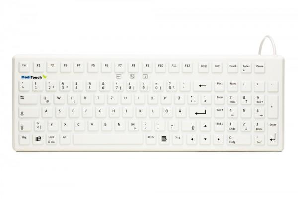 Baaske Meditouch ST Keyboard DE/W