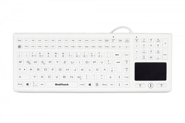 Baaske Meditouch BLT03 - Tastatur für medizinische Bereiche