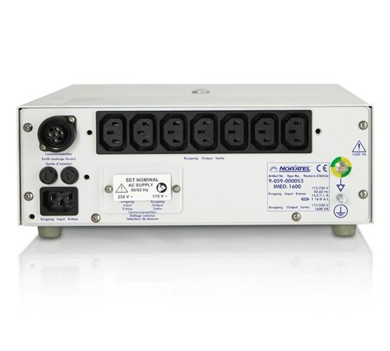 Trenntransformator IMEDi 3rd 1500 VA 230/115V