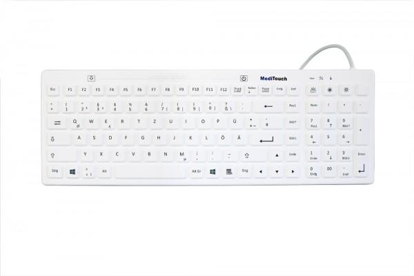 Medizinische Tastatur Baaske