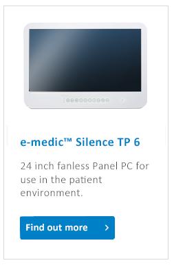 e-medic_Silence_TP6_medical_Panel_PC